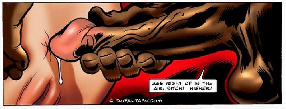 demanding her ass up for anal sex