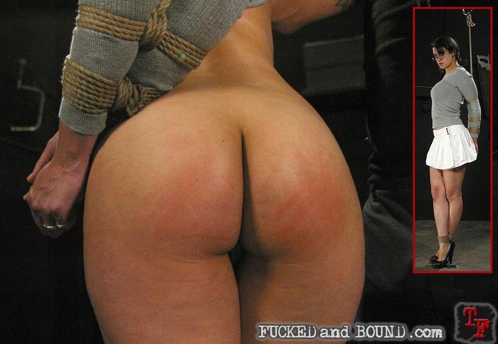 bondage spanking