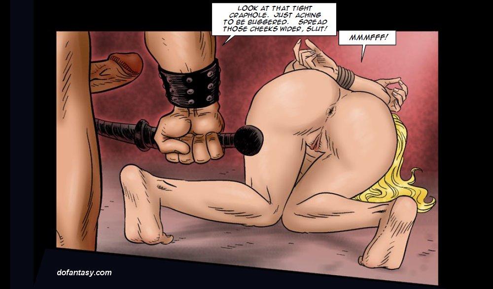spanking and buggery