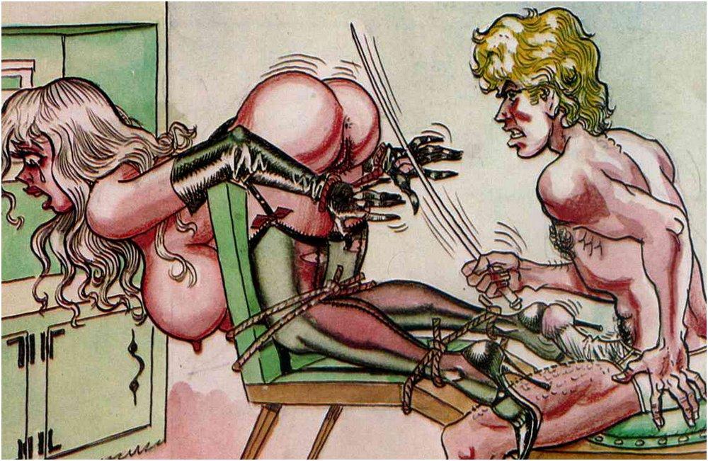 caned-anus