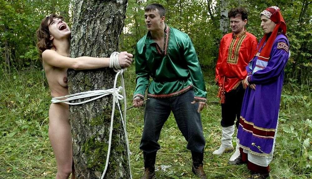 russian discipline