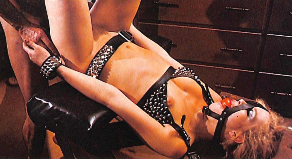 bondage sex scene from Ecstasy Girls