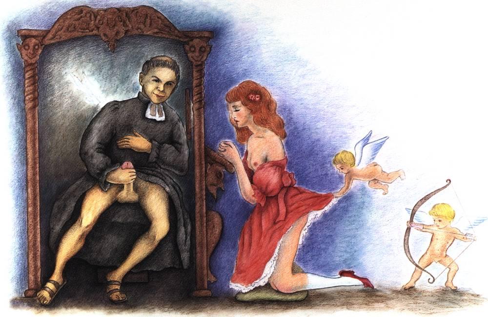 erotic confession