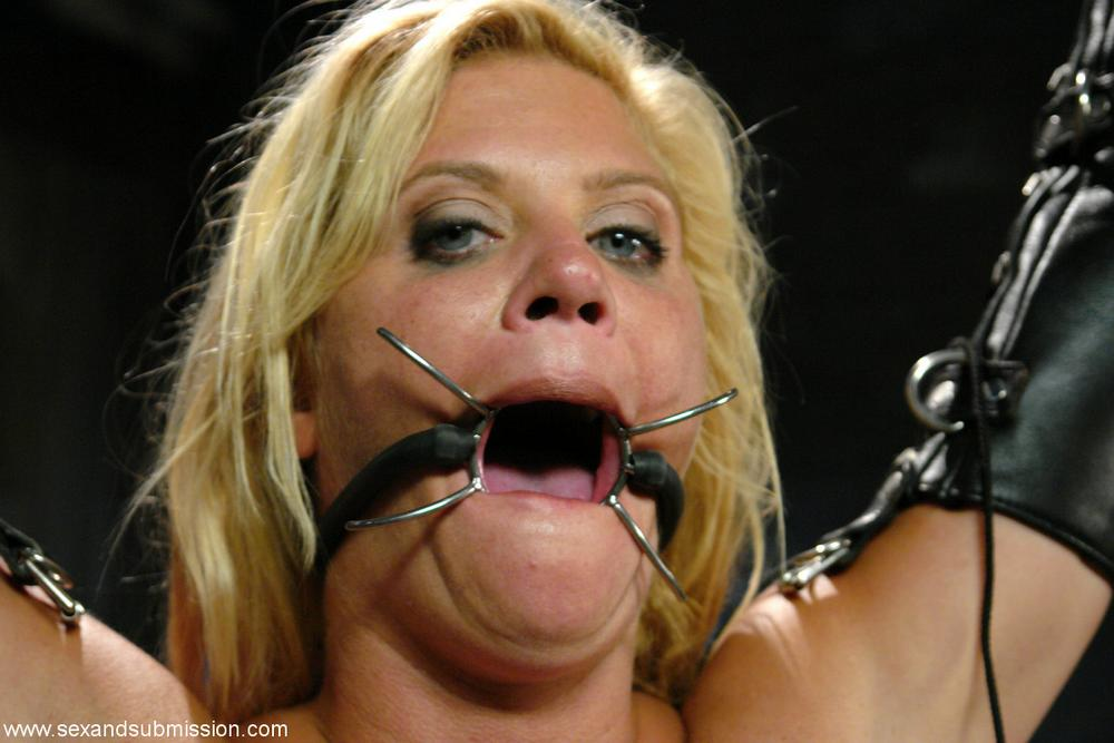 ginger lynn in bondage