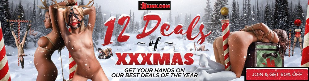 xxxmas sale at kink.com