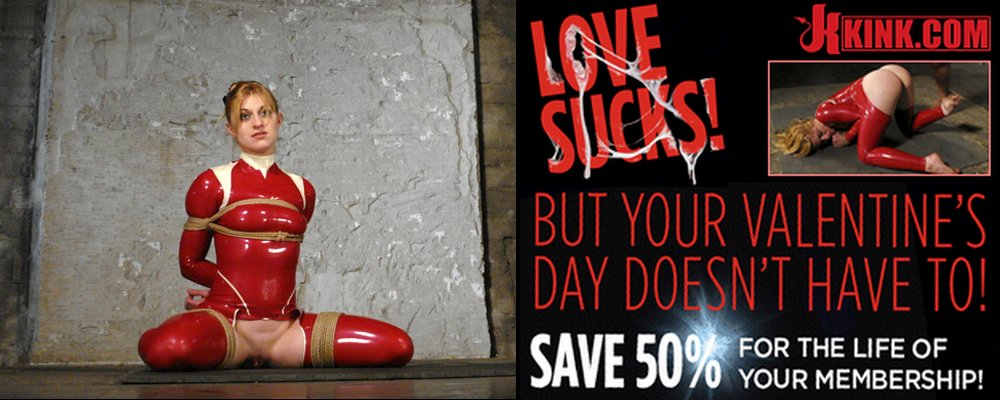 love sucks sale at kink.com