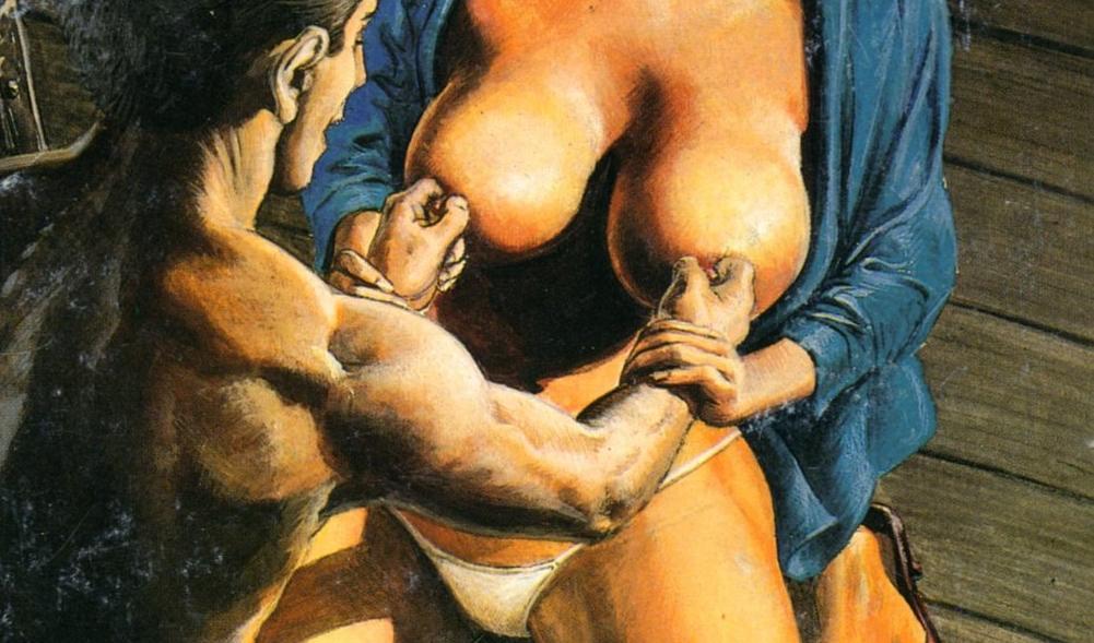 nipple-pinching