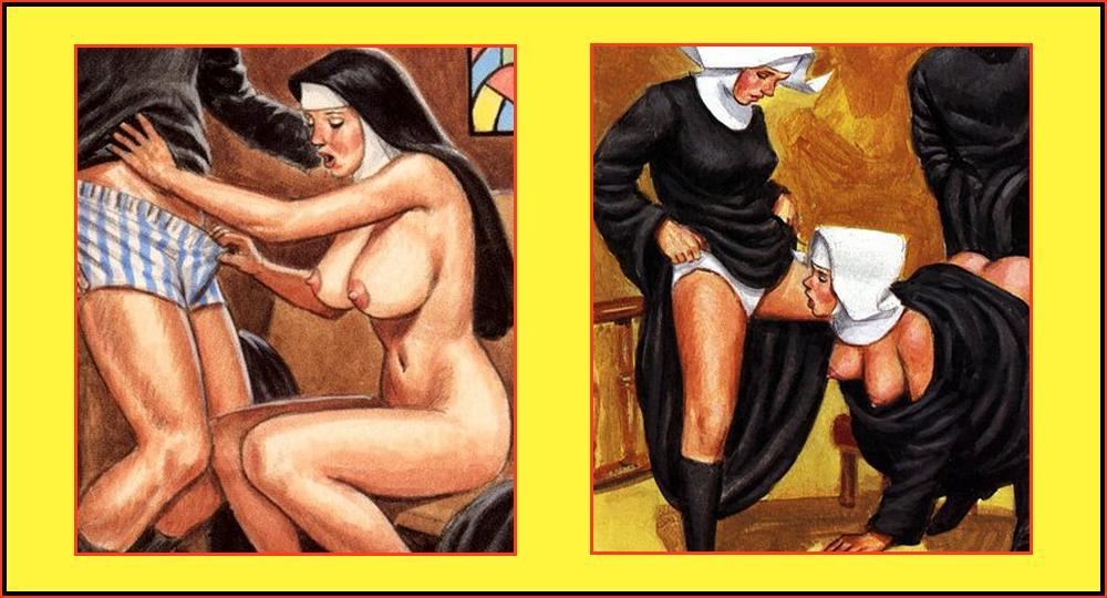 oral sex nuns