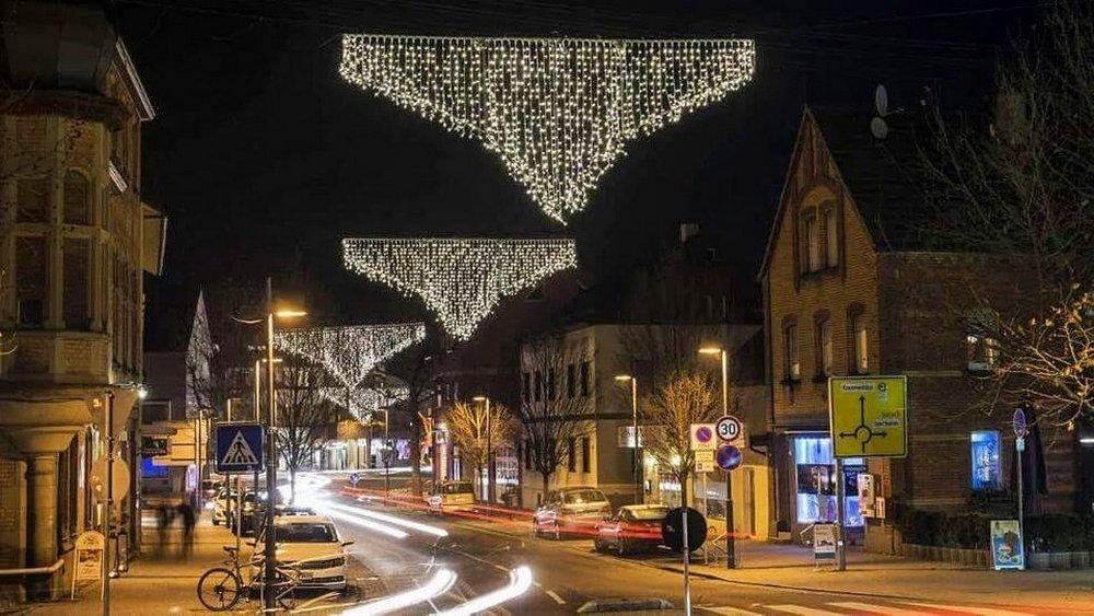 holiday lights shaped like panties