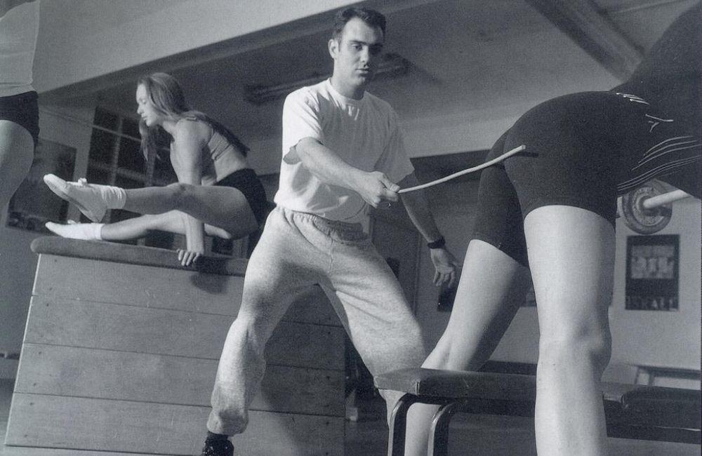 gym class punishment