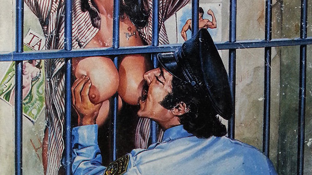 boob abuse in a south american prison