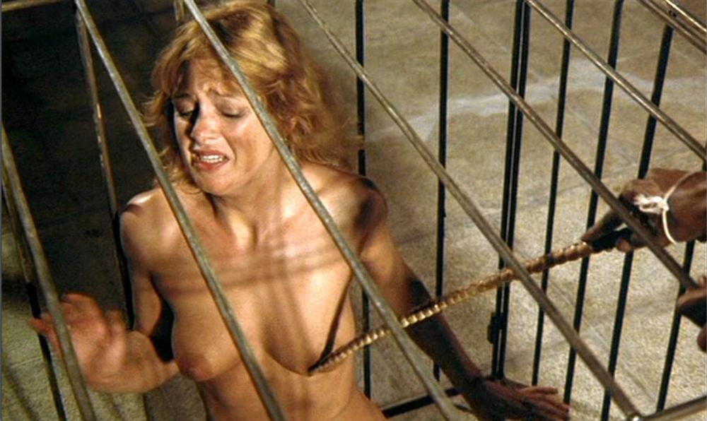 sadomania caged woman