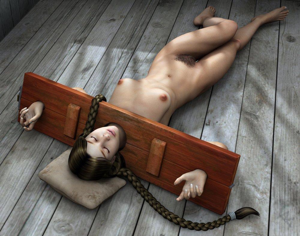 pillory slave