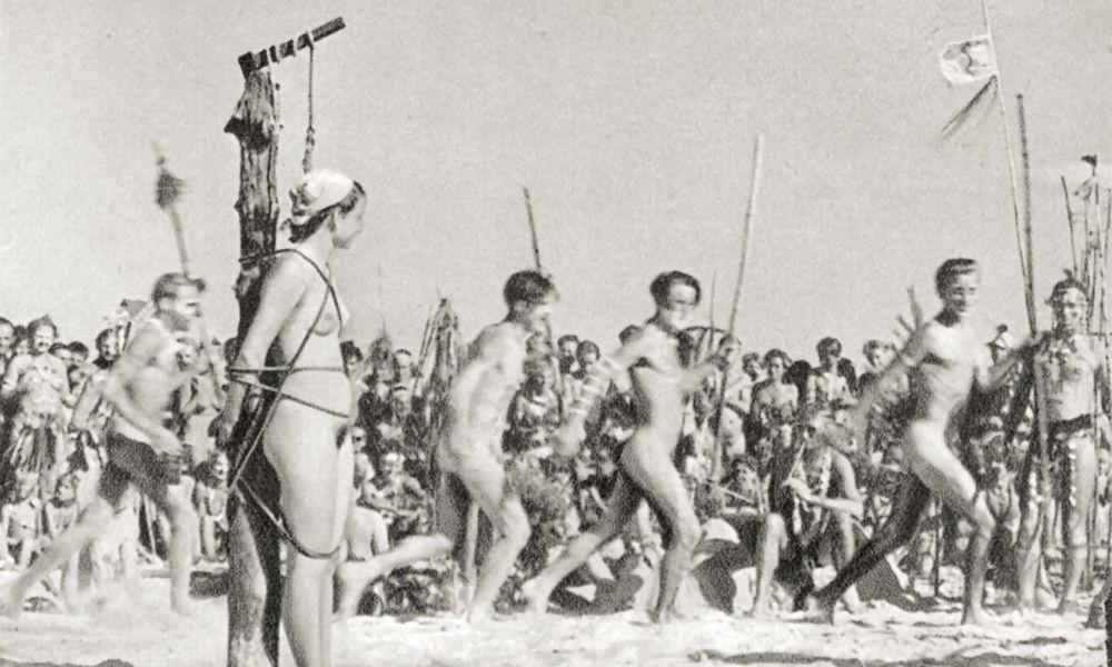 tribal sacrifice