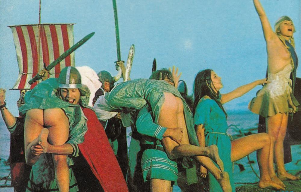 viking debauchery